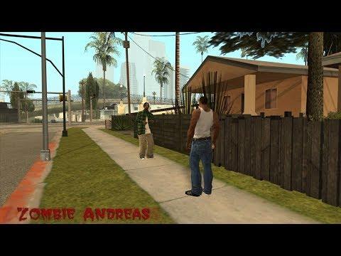 НАЧАЛО ПРИКЛЮЧЕНИЙ В УЖАСЕ Zombie Andreas Johnsons Story DLC 1