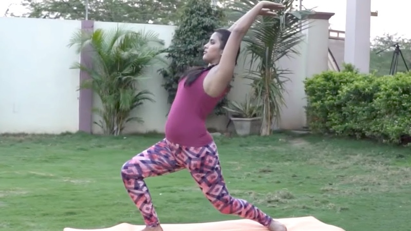 10 Easy Yoga Poses for Beginners - Daily Yoga Routine | Power Yoga for Beginners