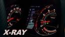 Новая крутая комбинация приборов для XRAY Новый тюнинг