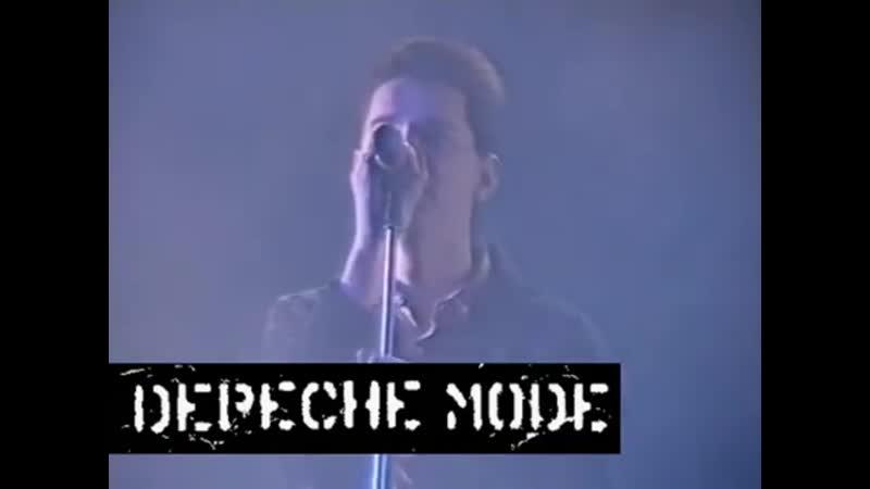 Depeche Mode My Secret Garden live at Hammersmith Odeon 1982 60fps