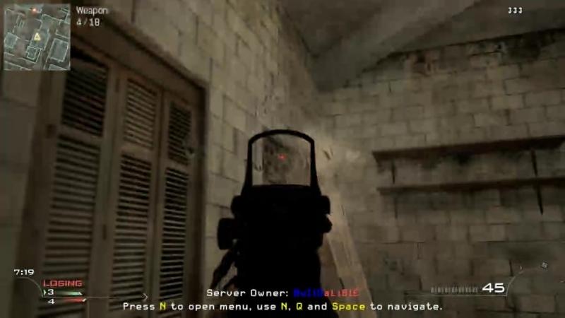 CoD: MW2 - Угараем со Стазом в Gun Game (IW4x)