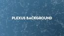 Abstract Plexus Background, After Effects Tutorial Template