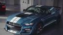2020 Mustang Shelby GT500 sürüş ve tanıtım videosu