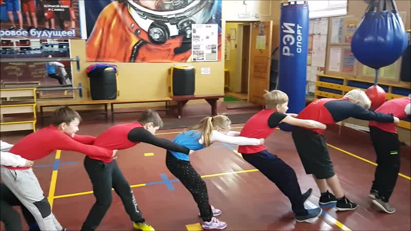 Упражнение на растяжку и гибкость позвоночника РЕПКА