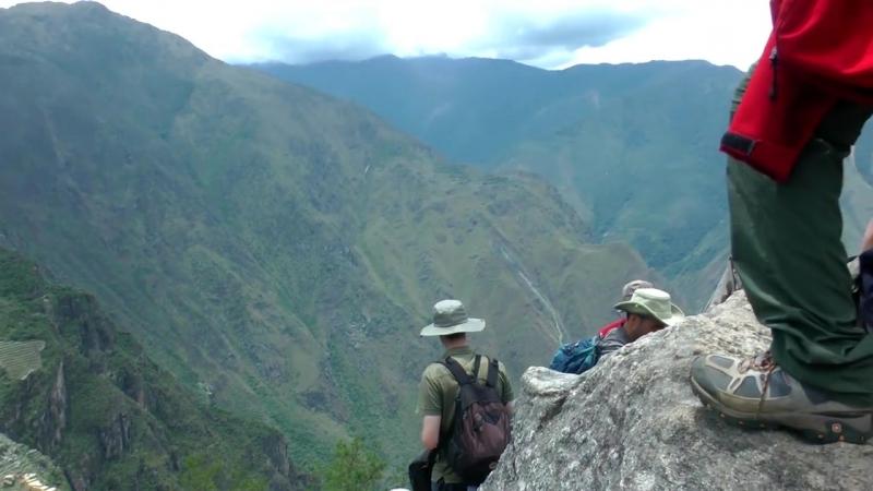 Мачу-Пикчу и Хуайна Пикчу, Перу - HD видео экскурсия