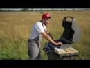 Котлеты из нута грибов и картошки без масла