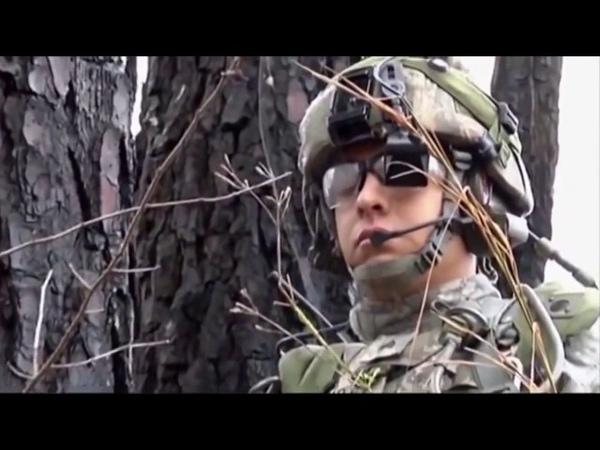 Future Advance Army - Future Force Warrior