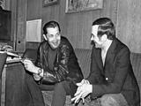 Муслим Магомаев в авторском вечере Р.Рождественского, 18 мая 1975 года.