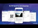 PlatinCoin ПЕРЕВОД НА РУССКОМ видео от основателя криптомессенджера ELVN Alex Reinhard