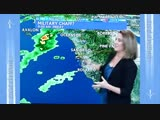 Chemtrail Disclosure Military Chaff Reported on Radar by Local News