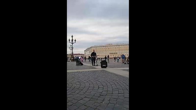 концерт га дворцовой площади