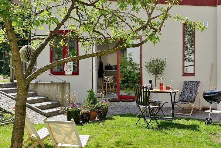 Мини-дом в городском массиве (49 кв.