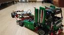 Лего Техник 42008 альтернативная модель Радиоуправляемая Lego Technic 42008 C model RC