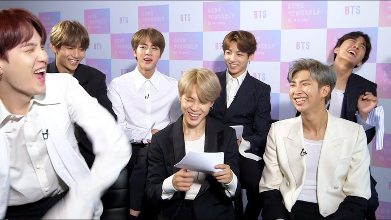 BTS Take BuzzFeed's Which Member Of BTS Are You Quiz