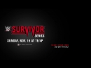 Survivor Series 2017 - Opening Show
