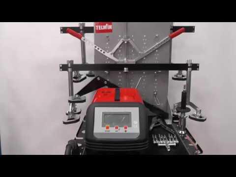 Аппарат точечной сварки DIGITAL CAR SPOTTER 5500 (Telwin)