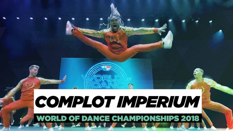 Complot Imperium | Team Division | World of Dance Championships 2018 | WODCHAMPS18
