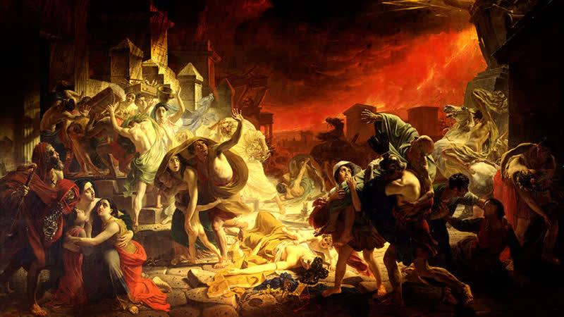BBC Апокалипсис древних цивилизаций 4 серия Содом и Гоморра