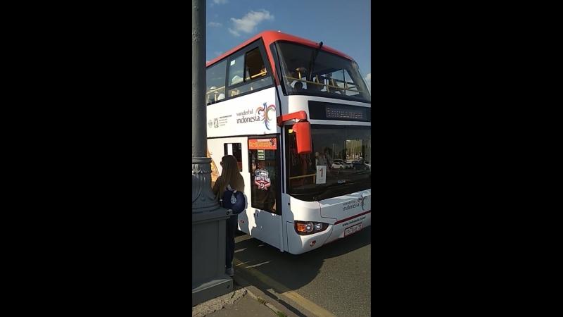 2 этаж автобус