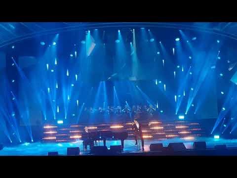 ДимашКудайберген спел на творческом вечере Аллы Пугачевой