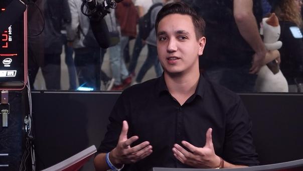 Игорь Азлагор, летсплеер «Minecraft»