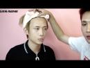 [RUS SUB] Big Marvel - Doing Big Marvels makeup - Edward Avila