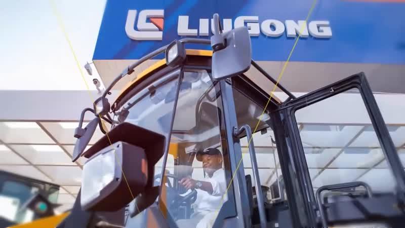 Фронтальный погрузчик LiuGong CLG 835H, ООО АиСТ, www.aist.pro