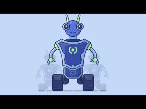 DESIGN PROCESS Design a Robot in Illustrator CC