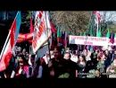 Праздничное шествие и митинг приуроченные 239 й годовщины со дня основания г Горловка г Горловка ДНР 23 сентября 2018г