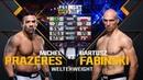 6Fight Night Buenos Aires Мишель Празерес vs Бартош Фабински-