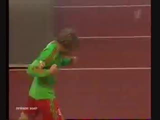 Победный гол Сычёва в матче со Спартаком