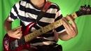 Ритм гитара в стиле Disturbed