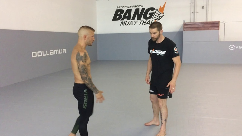 Tips On Low Kicks With UFC Bantamweight Champion Tj Dillashaw Duane Ludwig
