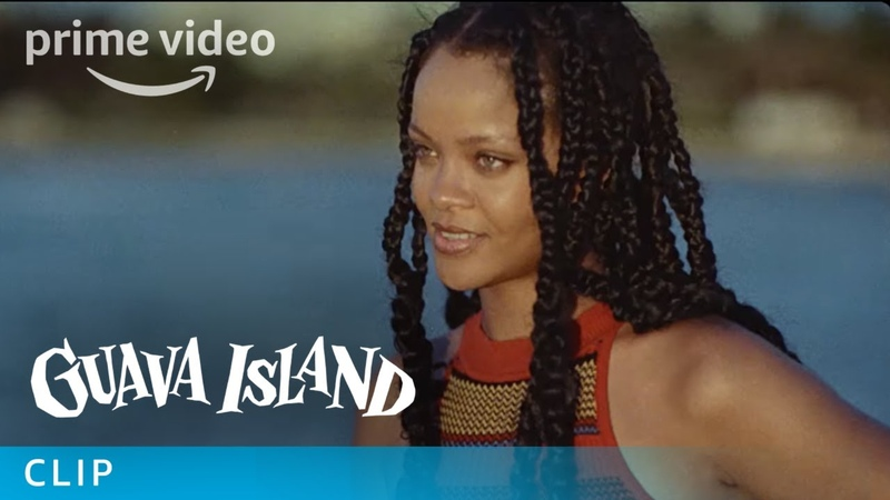 Guava Island Clip: Summertime Magic With Donald Glover and Rihanna Prime Video