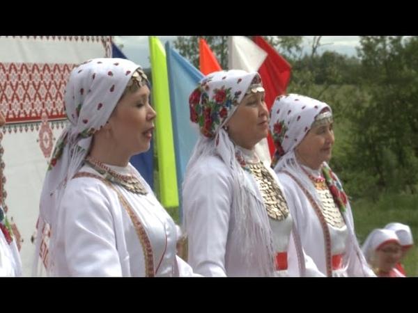 13 06 2018 Национальный марийский праздник «Семык» отметили в Удмуртии