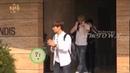 SHINee Minho sneezing