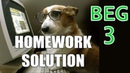 |Homework 3| Beginner C Game Programming