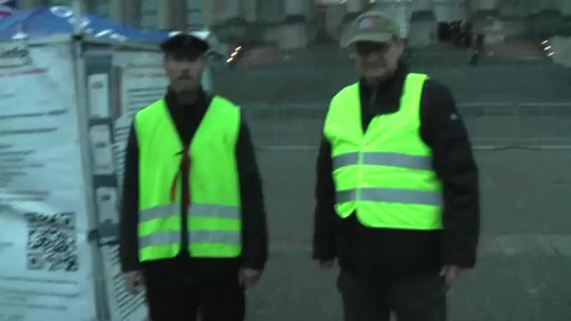 Gelbe Westen Aufruf kommt ALLE am 20. Dezember 2018 zum Reichstag Berlin Dem Deu.mp4