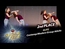 4LIFE 🍒 2nd PLACE CONTEMP MODERN GROUP ADULTS 🍒 SUGAR FEST Dance Championship