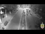 Полицейские в Коломне задержали группу молодых людей, подозреваемых в вандализме