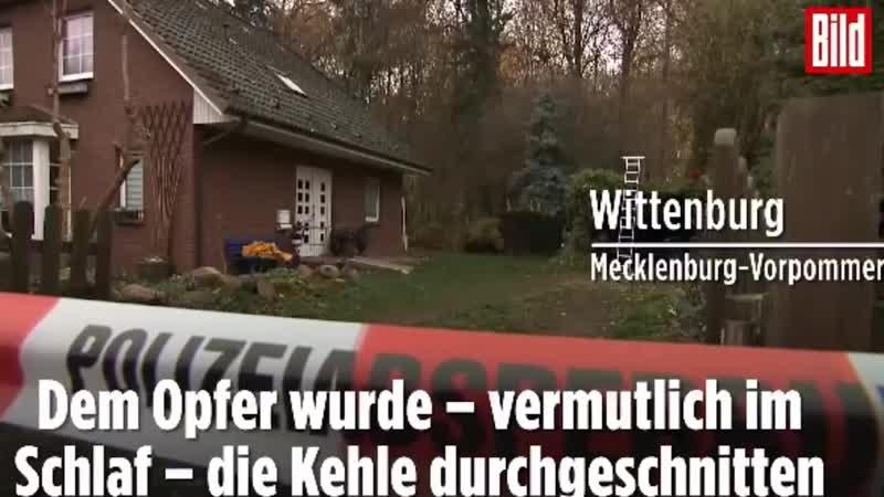 Der grausame Rentnermord von Wittenburg - Ebola - Virale Lügen