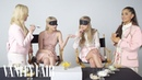 Ariana Grande and The Cast of Scream Queens Have an Ice Cream Taste-Off