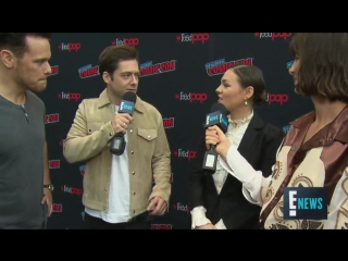 All Bets Are Off When the Outlander Cast Interviews Each Other About American Customs  E News