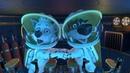 Белка и Стрелка Тайны космоса Лунотряска Трейлер 1 серии Поучительный мультфильм