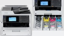 Струйное МФУ Epson WorkForce Pro WF C5790DWF большие контейнеры с чернилами вместо картриджей