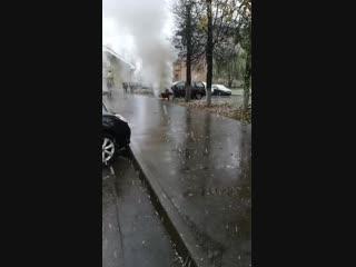 Витебск 26 октября. Горячий форд