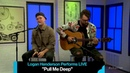Logan Henderson Performs Pull Me Deep at Chatter!