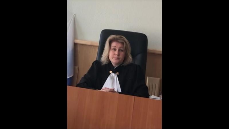 Все ходатайства (о видеосъемке, о протоколе) и все отводы суда от Таташвилли