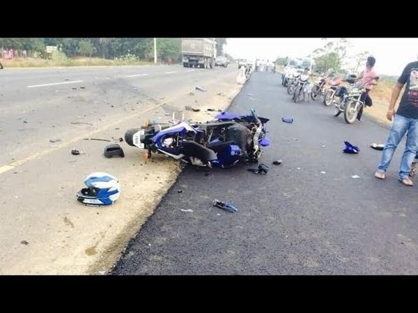 YAMAHA R1 CRASHES | Superbike Crash compilation