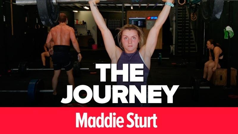 The Journey - CrossFit Regionals 2018 with Maddie Sturt